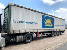 Fruehauf GT - - LIFT-AXLE - SMB AXLES - CLEAN CHASSIS - NICE CONDITION / ESS SMB - CHASSIS PROPRE - BONNE ETAT semi-trailer