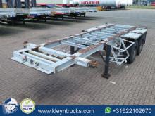 semiremorca transport containere Groenewegen