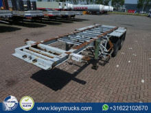 naczepa do transportu kontenerów Groenewegen