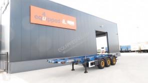 semi remorque Schmitz Cargobull ADR 20/30FT, SAF+Scheibebremsen, APK/ADR: 01/2020