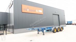 Van Hool 20/30FT ADR, SAF, ADR/APK: 01/2020, NL-trailer semi-trailer