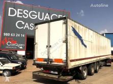 Chereau SR3 4DR semi-trailer