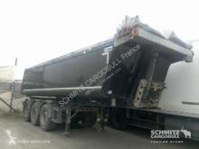 semi remorque Schmitz Cargobull Benne aluminium 24m³