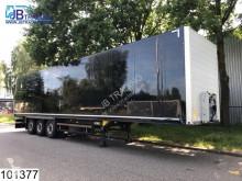 semirremolque Schmitz Cargobull gesloten bak Disc brakes