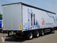 Renders X-STEERING PRITSCHE + PLANE / G-STAPLER ANSCHL. semi-trailer