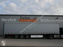 trailer Krone Tautliner, Palettenkasten, Edscha, BPW
