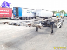 semi reboque Van Hool Container Transport