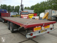 Contar open with floor semi-trailer