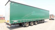 semiremorca Schmitz Cargobull Topzustand: Mega, Scheibebremsen, Hub-Schiebedach, Liftachse, galvanisierter Rahmen, alu. Planken, Code XL-Plane
