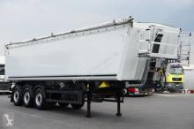 semi reboque Schmitz Cargobull - WYWROTKA / 48 M3 / KLAPO-DRZWI / OŚ PODNOSZONA