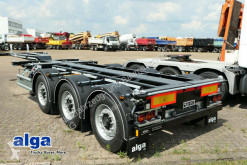 semi reboque D-TEC FT-LS-S, Flexitrailer, Multi, Container Chassis!