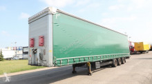 semirimorchio Schmitz Cargobull mega, schijfremmen, hefdak, liftas, verzinkt