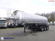 semi reboque Feldbinder Powder tank alu 38 m3 (tipping)