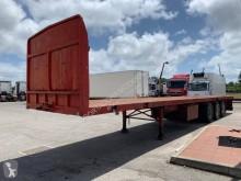 semi reboque transporte de madeira Trailor
