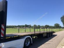 Van Hool Jumbo low loader , tractor , trekker , alu ramps