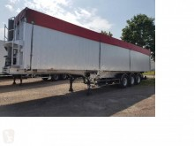 Trailor cereal tipper semi-trailer