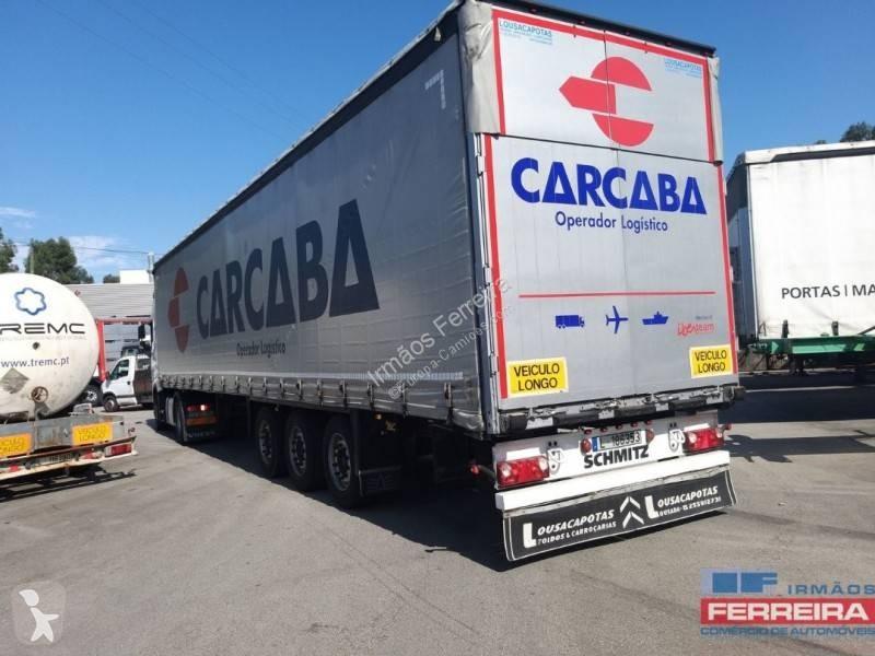 Преглед на снимките Полуремарке Schmitz Cargobull teto de levantar