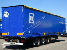 Schmitz Cargobull SCHIEBEPLANE - DACH / SAF-ACHSEN / TUV 03-2020 semi-trailer
