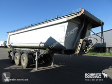 полуремарке Schmitz Cargobull Semitrailer Tipper Steel-square sided body 25m³