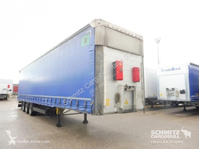 Voir les photos Semi remorque Schmitz Cargobull Telone scorrevole Mega
