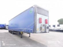 semi remorque Schmitz Cargobull Telone scorrevole Mega