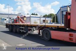 ES-GE 3Vou-18-27.1N-LG Ausziehbar Lift- und Lenkachse semi-trailer