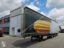 Schmitz Cargobull Auflieger Pritsche und Plane