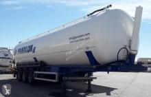 semirremolque cisterna gránulos / polvo Feldbinder