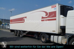 semirimorchio Chereau Kühlkoffer Carrier Maxima Tiefkühl Fleisch Meat