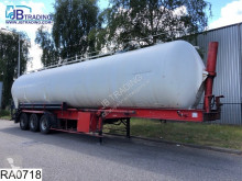 semi remorque Fruehauf Silo Silo / Bulk, 62000 liter, 62 M3, elec / Hydraulic Tipping system