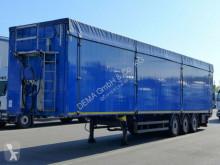 semi reboque Schmitz Cargobull SW 24 SL G*Schubboden*92m³*Liftachse*A