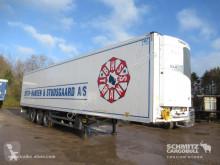 semirimorchio Schmitz Cargobull Tiefkühlkoffer Multitemp Doppelstock Trennwand