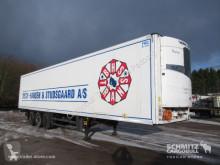 полуремарке Schmitz Cargobull Tiefkühlkoffer Multitemp Doppelstock Trennwand