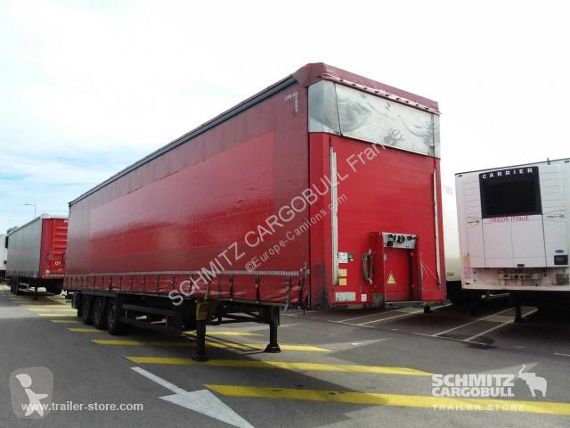 Преглед на снимките Полуремарке Schmitz Cargobull Rideaux Coulissant Mega