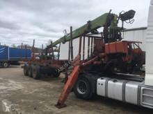 полуремарке камион за превоз на трупи Diebolt
