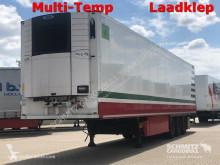 semi remorque Schmitz Cargobull Tiefkühler Multitemp Ladebordwand