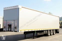 naczepa Berger CURTAINSIDER /STANDARD/ 4700 KG !!!!/ LIFT AXLE