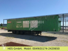 used moving floor semi-trailer