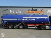 Feldbinder KIP 60.3 Silo Auflieger, Luft/Lift semi-trailer