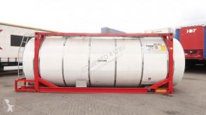 semiremorca cisternă produse chimice Van Hool