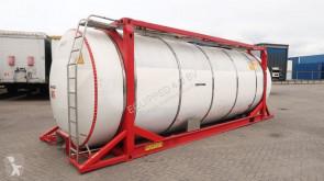 Van Hool 33.966L / 2-comp (26.467L+7.499L), L4BN, IMO-4, valid 5y insp.:12/2020 semi-trailer