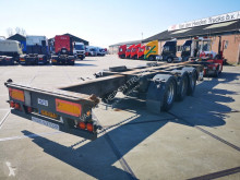 Pacton T3-010 MULTI CHASSIS 20-45FT / EXTENDABLE semi-trailer