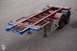 semi remorque Trailor Container chassis 2-assig/ 20ft. full steel