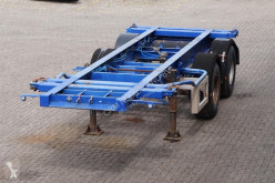 semi remorque Krone Container chassis 2-assig/ 20ft. full steel