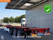 trailer Krone 2x20', 30', 40' Liftachse Ausziehbar Extending Chassis
