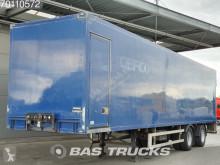 trailer Tracon Uden Stuuras Laadklep APK 12-2019 Liftas