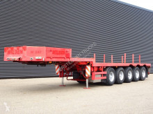 Langendorf W547 / HEAVY DUTY BALLAST-LOADER / STEERING AXLES semi-trailer