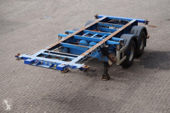 Kotschenreuther Container chassis 2-assig/ 20ft. semi-trailer