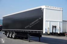 trailer Berger - FIRANKA / MASA WŁASNA 4870 KG / XL / MULTI LOCK