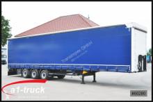 trailer Kögel SN 24 Mega, Hubdach Bordwände